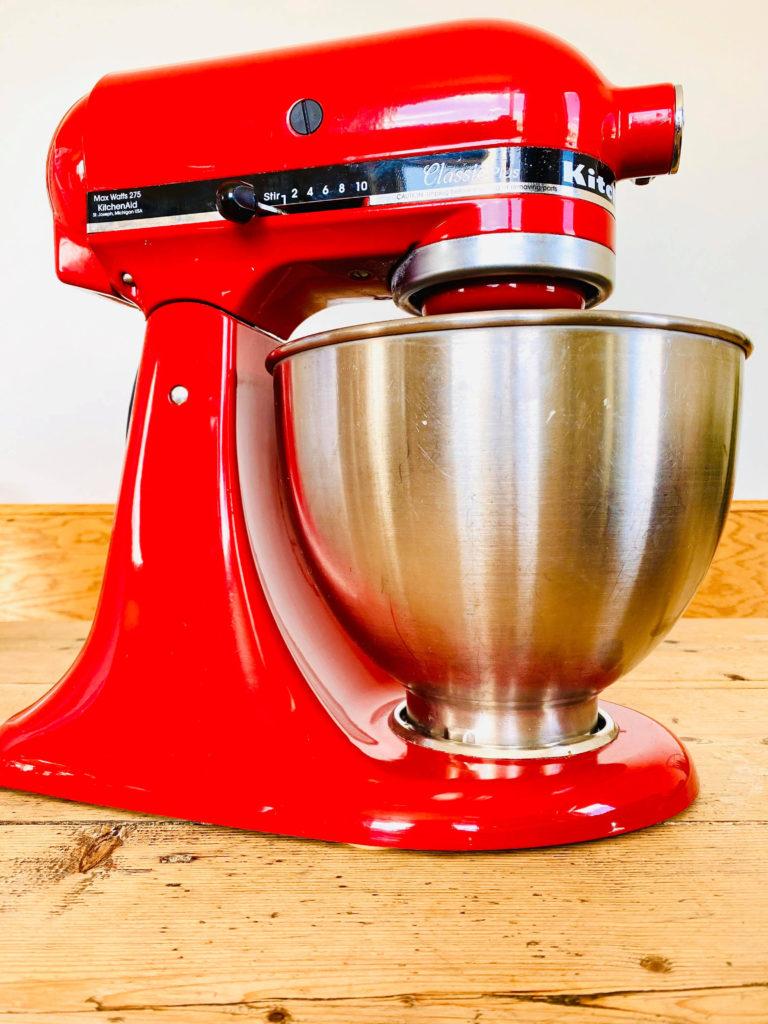 perfect homemade oatmeal cookies mixer